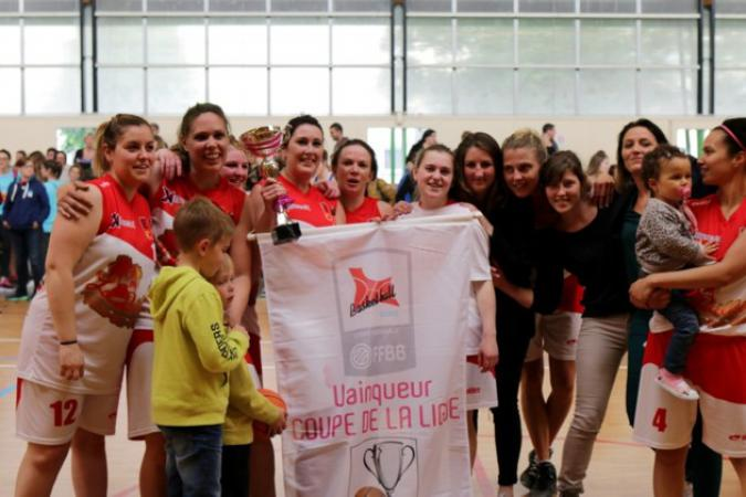 La Pré-Nationale Féminine remporte la Coupe de la Ligue