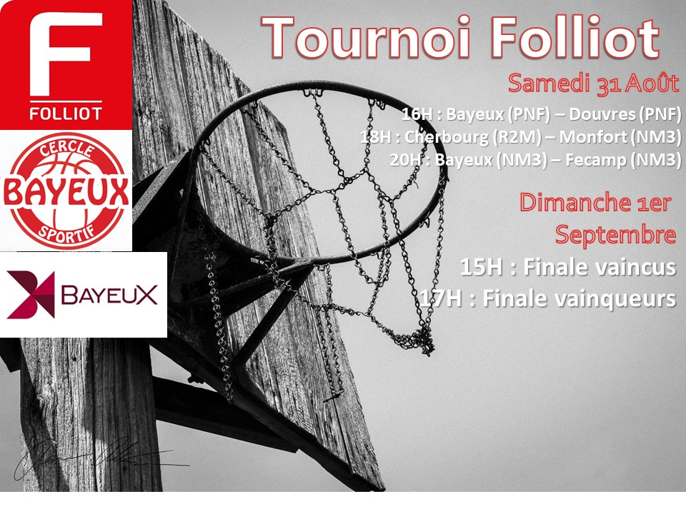 Tournoi FOLLIOT