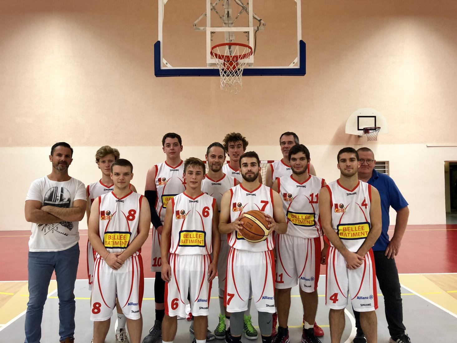 REGIONALE 2 MASCULINE | Cercle Sportif Bayeux Basket | CSB