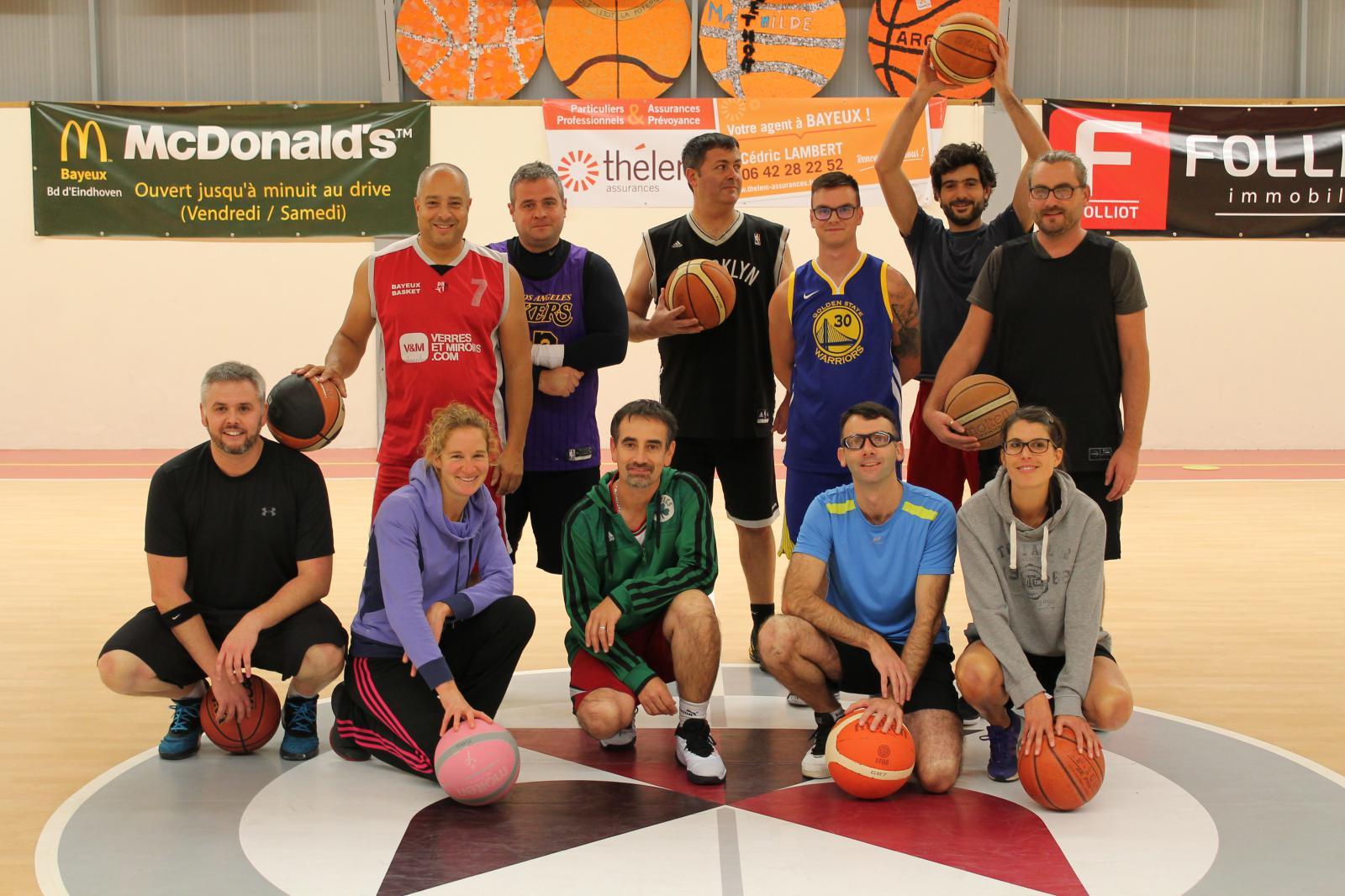 LOISIRS | Cercle Sportif Bayeux Basket | CSB | Club de