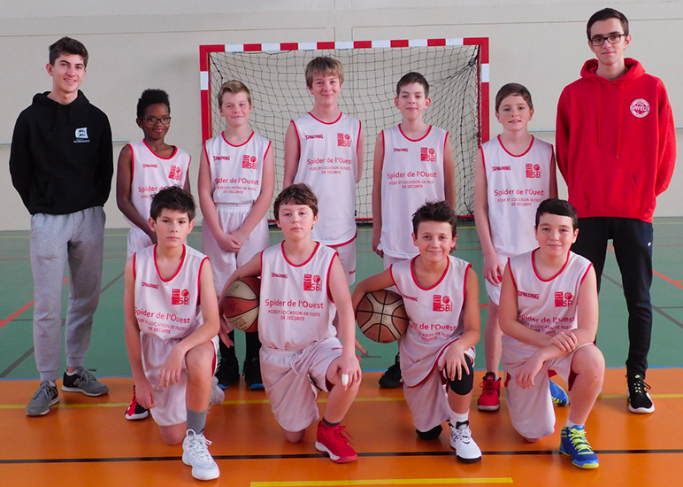 BENJAMINS 2 (U13M2) | Cercle Sportif Bayeux Basket | CSB